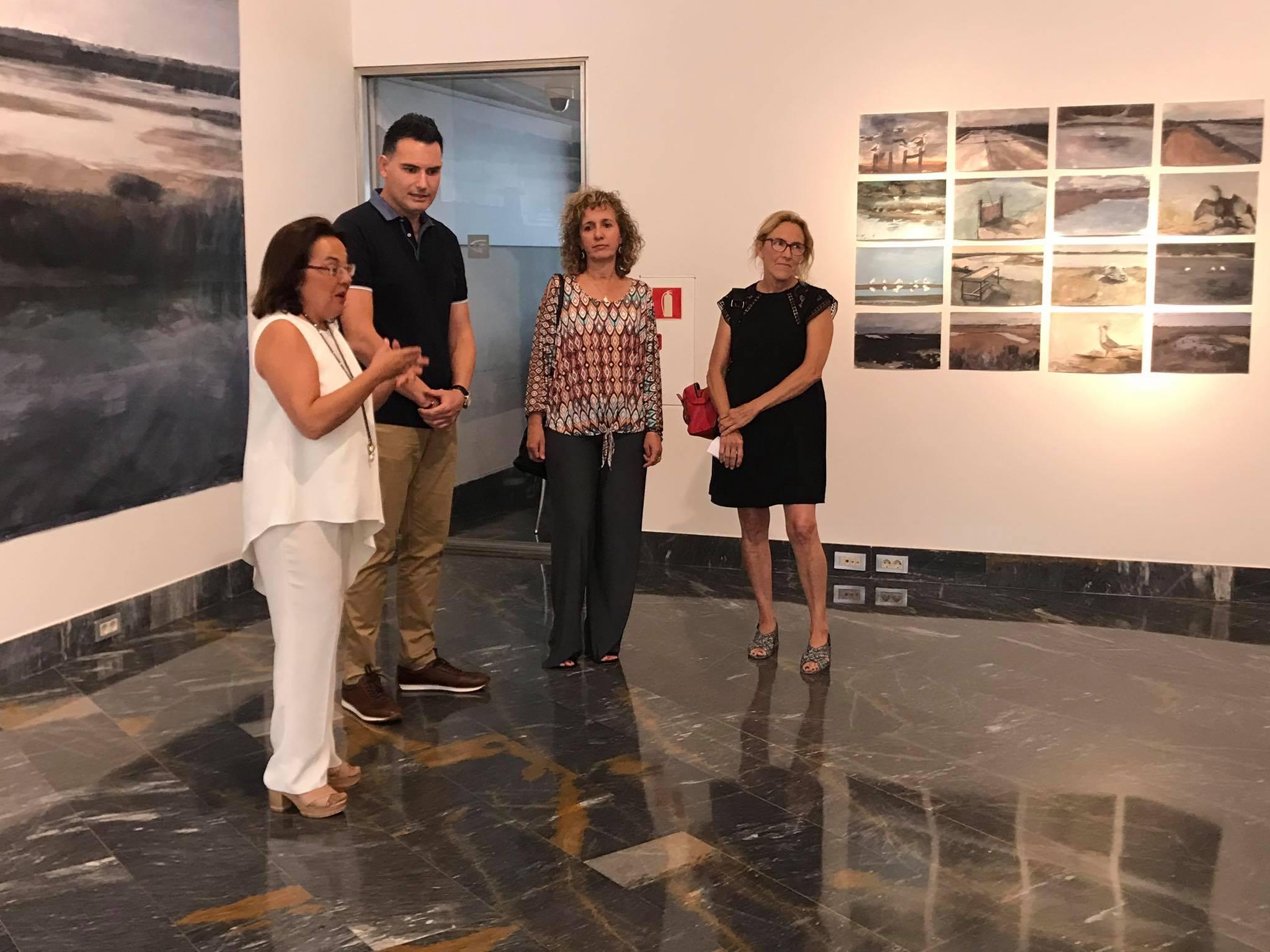 Exposición Lola Montero